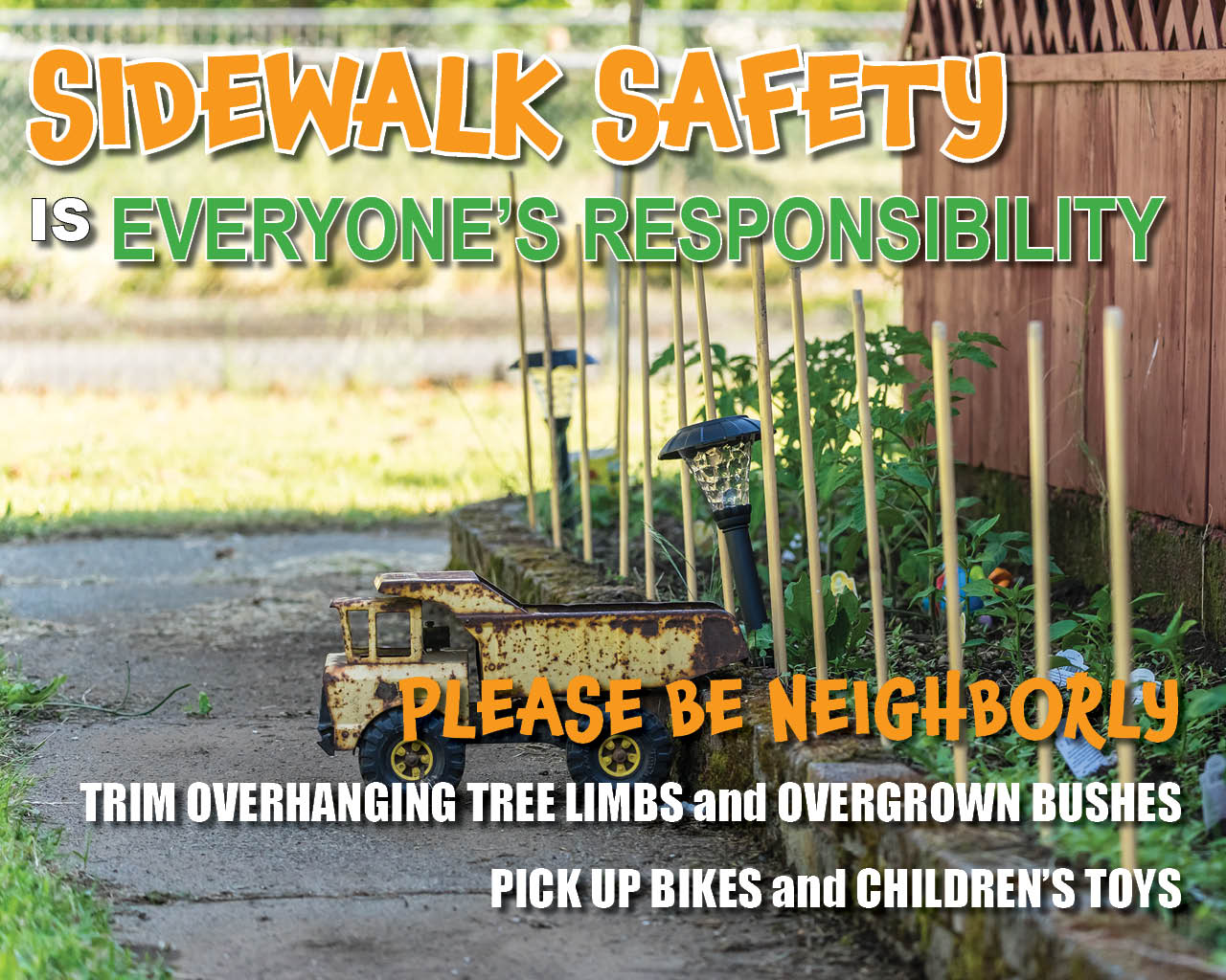 City of Indy Sidewalk Safety