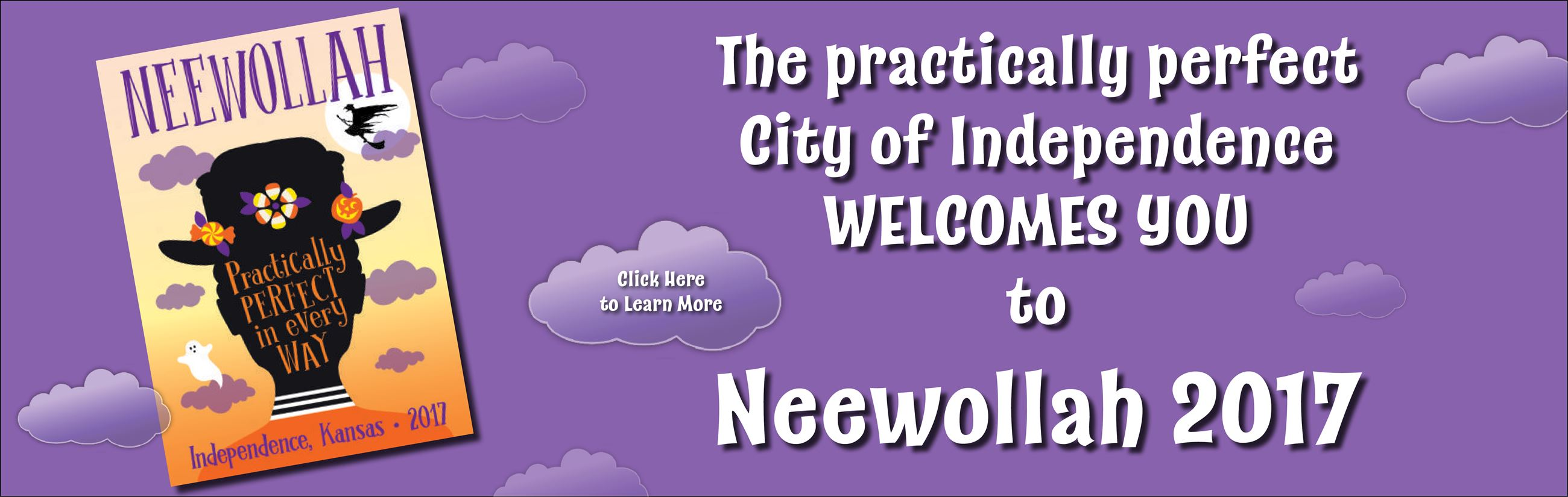 City of Independence Neewollah Web Banner 2017