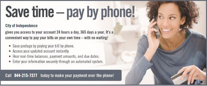Phone Payment Flyer